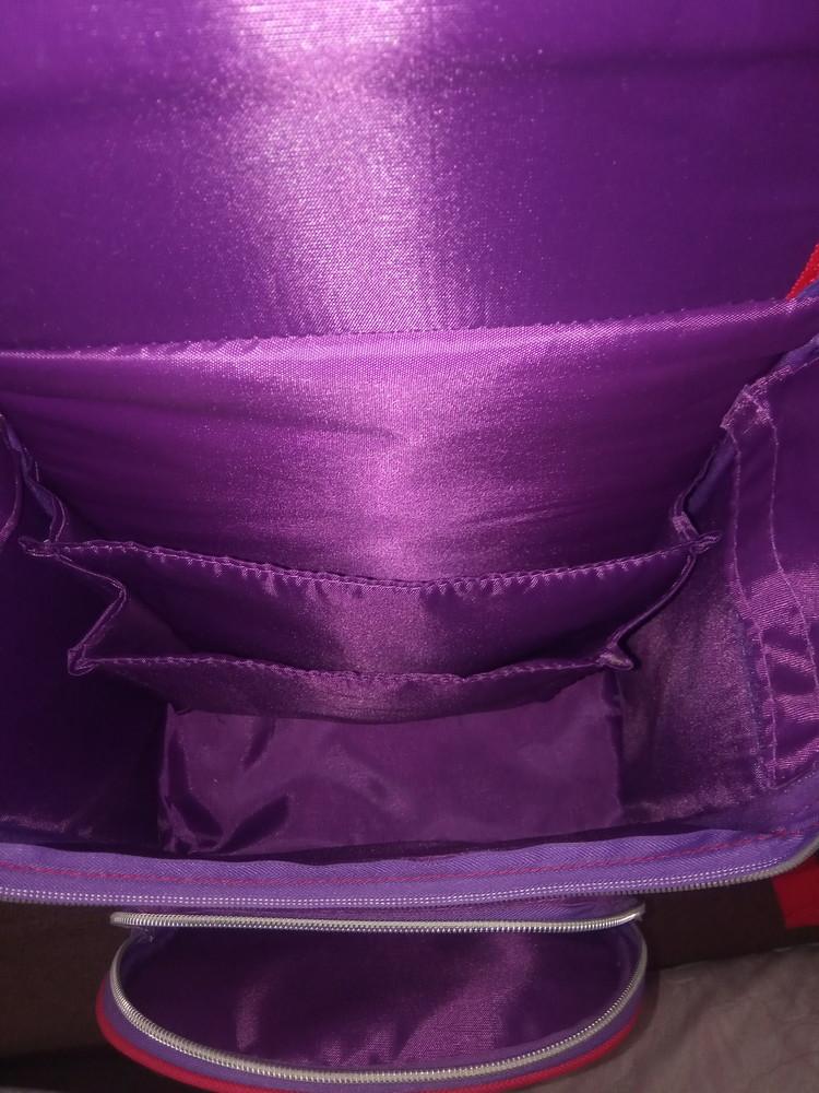 Рюкзак школьный, каркасный фото №10