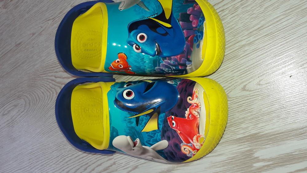 Продам crocs clogs для ребёнка фото №1