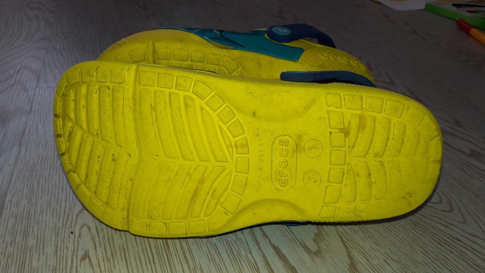 Продам crocs clogs для ребёнка фото №2