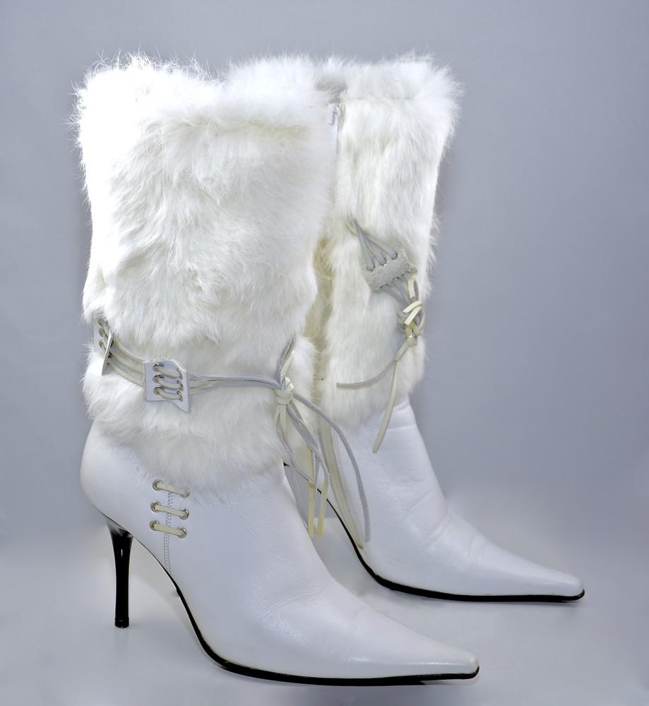 Б/у фирменная обувь в идеальном состоянии. размер 36 фото №9