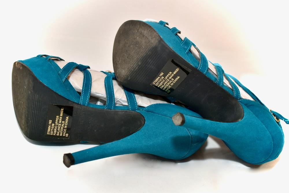 Роскошные босоножки colin stuart с камнями. высокий каблук. rhinestone sandal фото №10