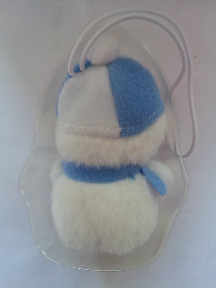 Подвеска украшение игрушка - клинер экрана для айфона утенок афлак фото №3