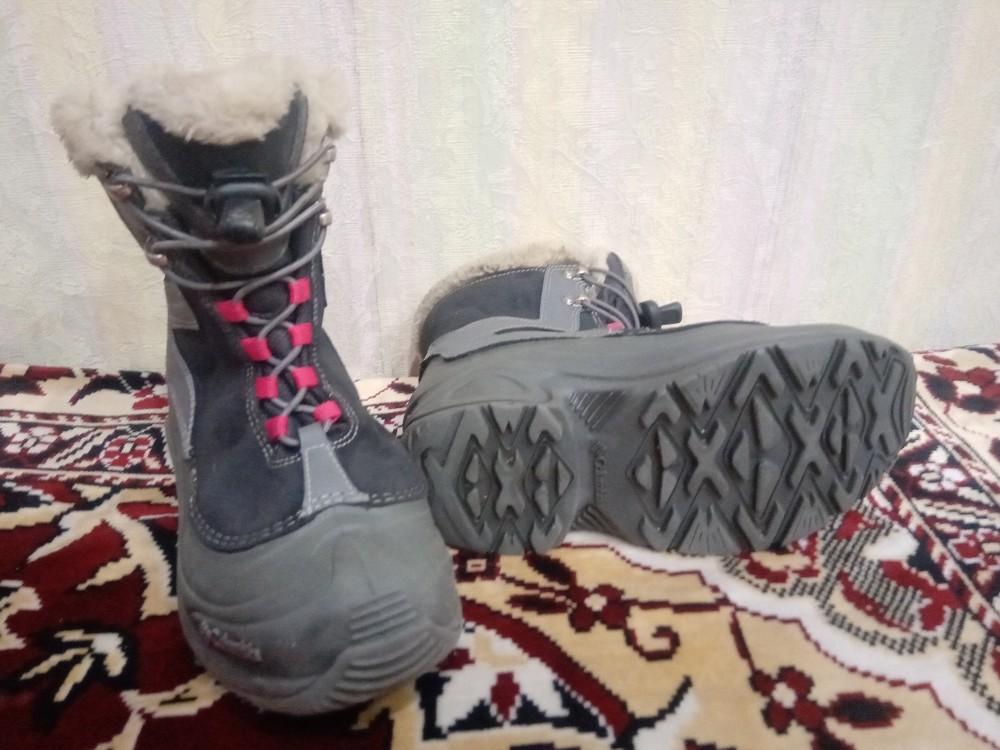 Ботинки детские с термоподкладкой. фото №3