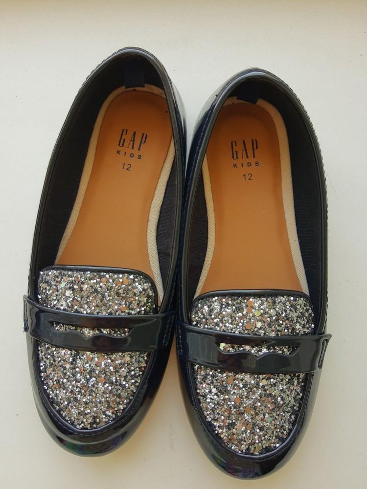Туфли gap, uk 11/us 12 (18,5 см) фото №2
