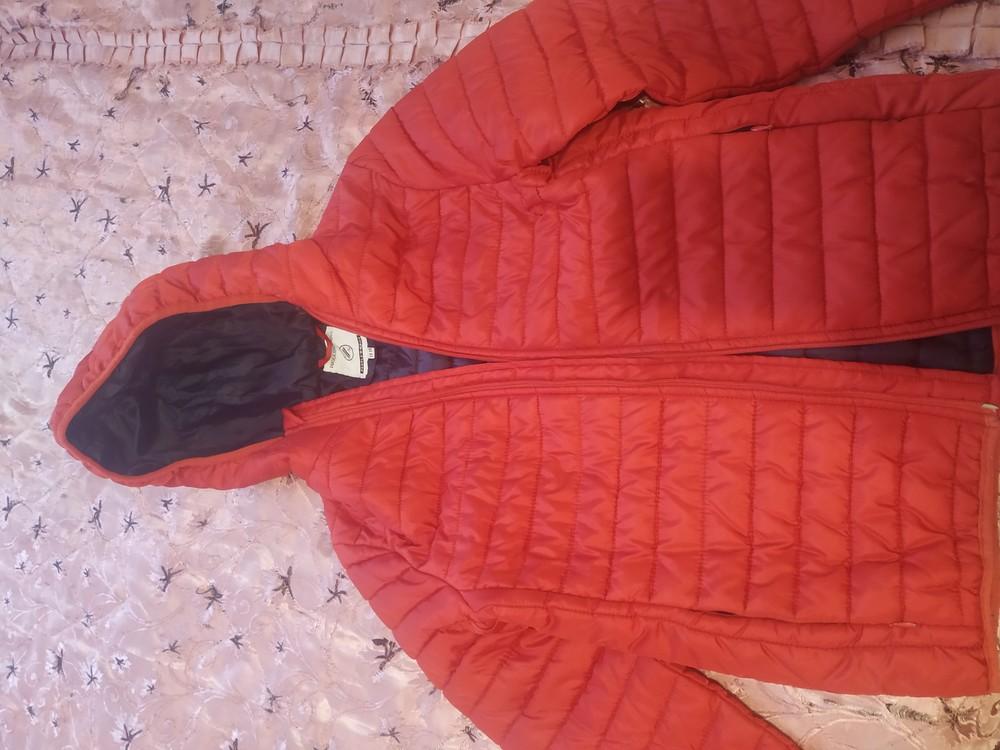 , куртка демисезонная фото №1