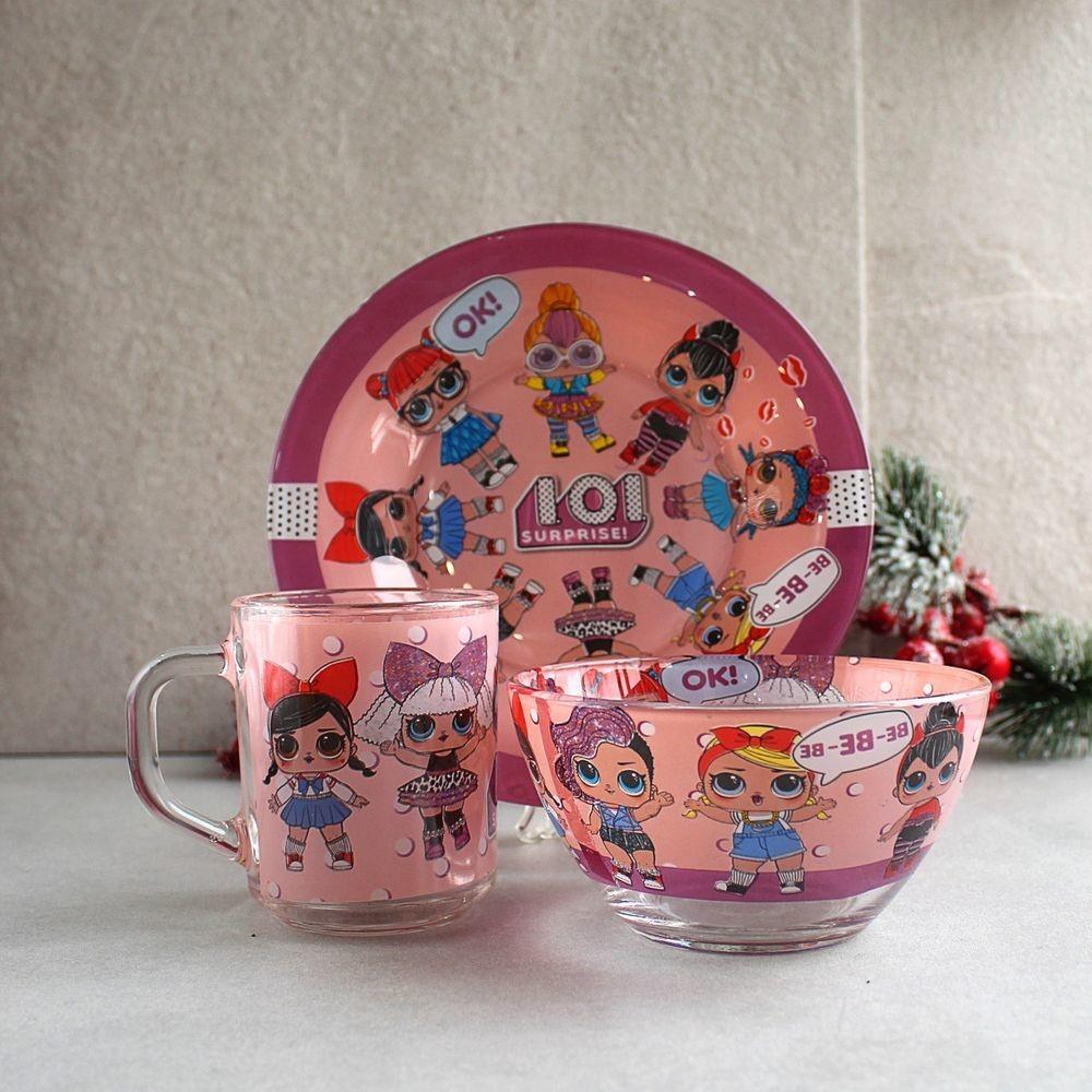 Детская посуда для ребенка можно в микроволновку рисунок не стирается фото №1