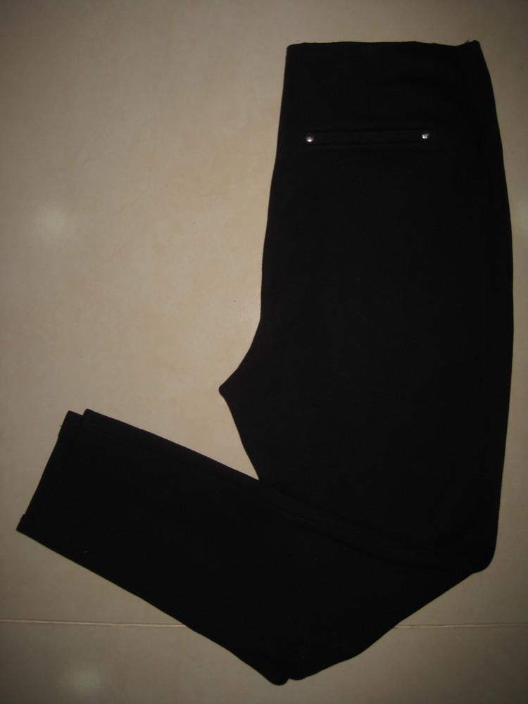 Штаны для девочки. на 152-158 см (см. замеры). coast. в отличном состоянии! фото №4