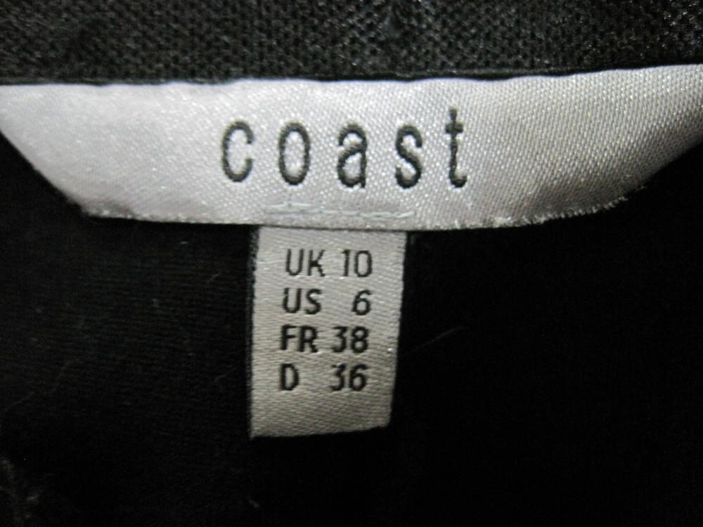 Штаны для девочки. на 152-158 см (см. замеры). coast. в отличном состоянии! фото №5