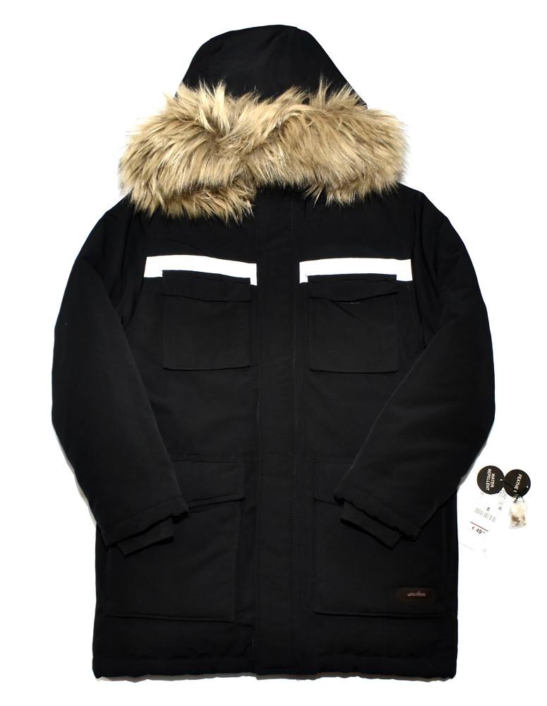Парка, зимняя куртка, пуховик zara. натуральный наполнитель пух-перо фото №3