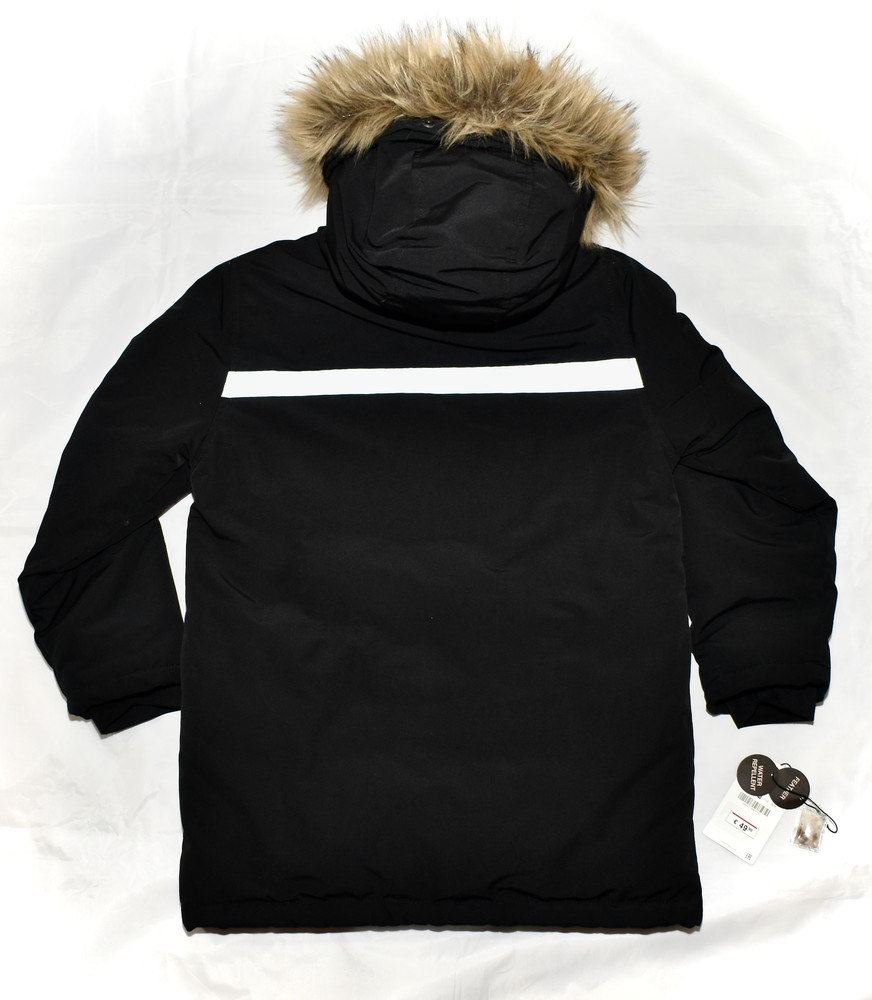Парка, зимняя куртка, пуховик zara. натуральный наполнитель пух-перо фото №5