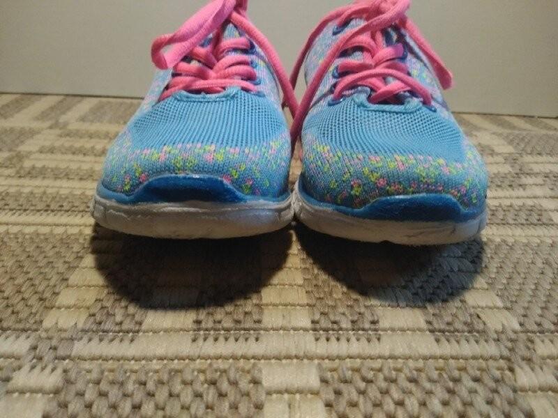 Легкі дихаючі кросівки 31 розмір фото №7