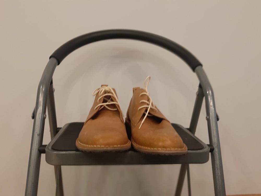 Ботинки дезерты red tape размер 12 м, новые фото №4