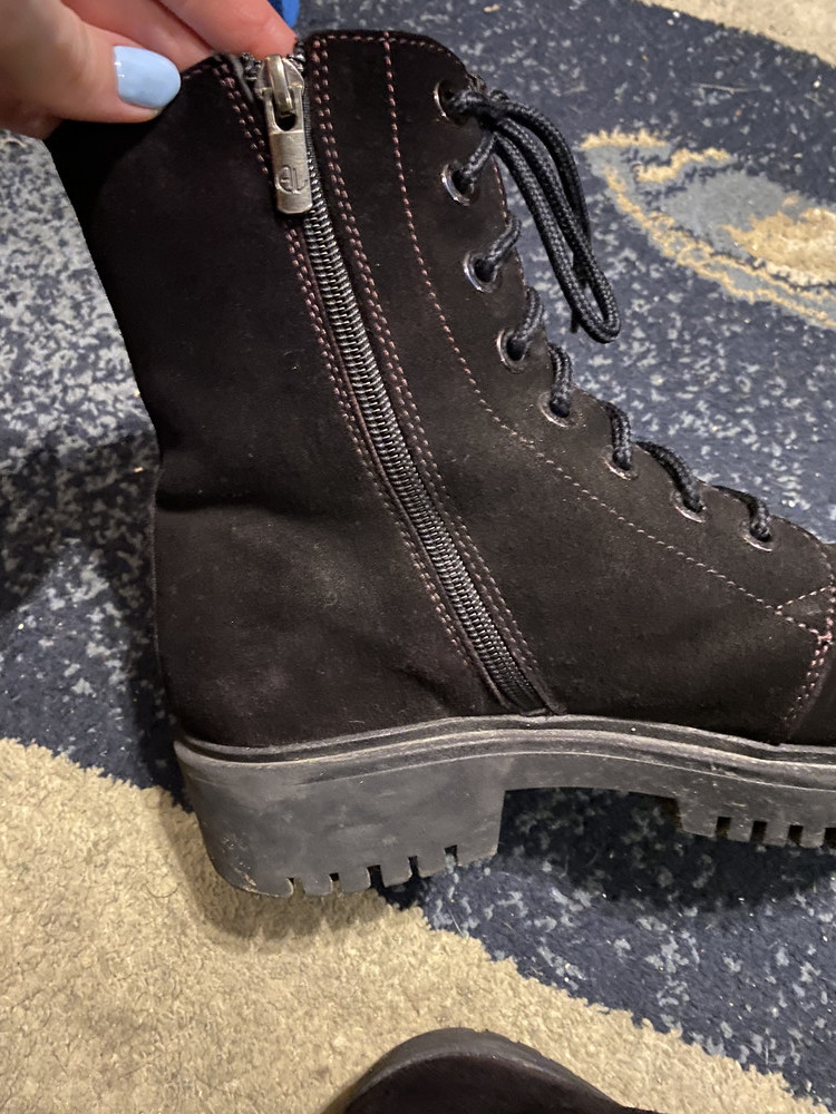 Ботинки фото №5