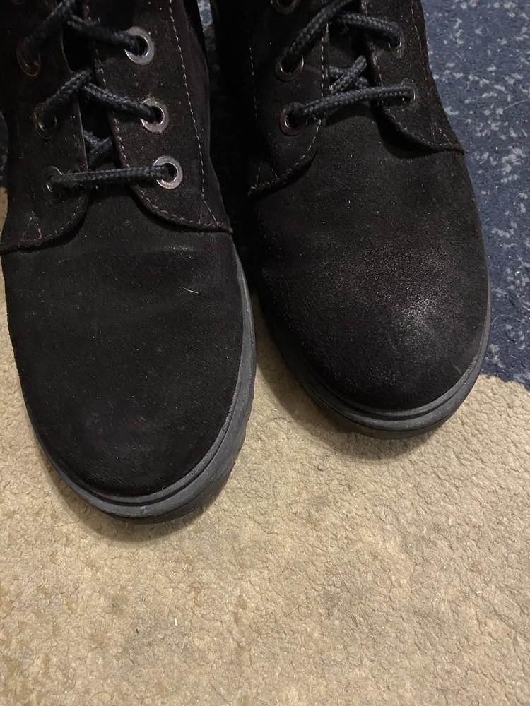 Ботинки фото №2