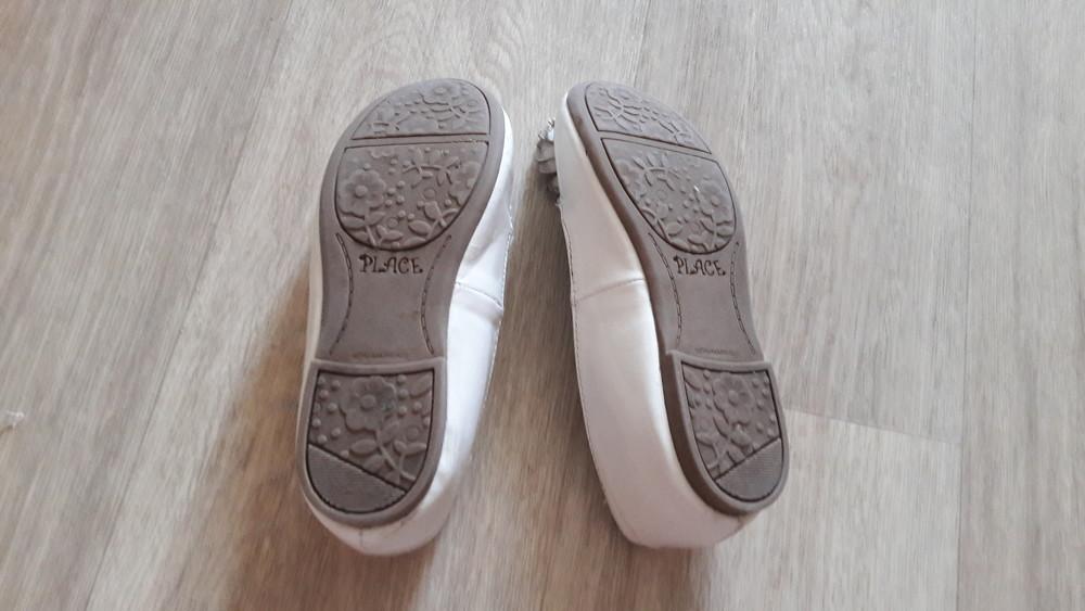 Очень красивые туфли children place, стелька 19.7 см фото №4