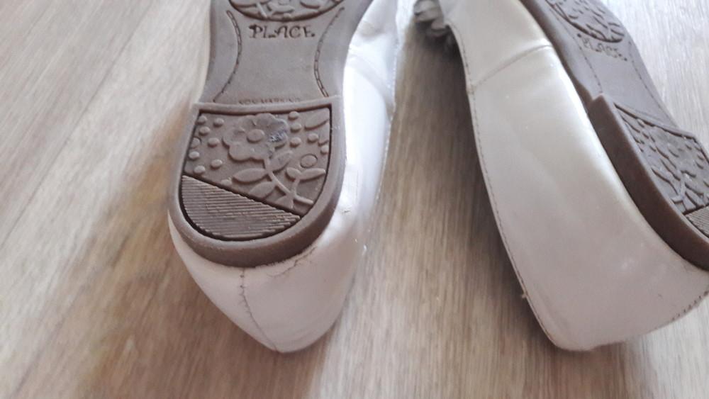 Очень красивые туфли children place, стелька 19.7 см фото №5