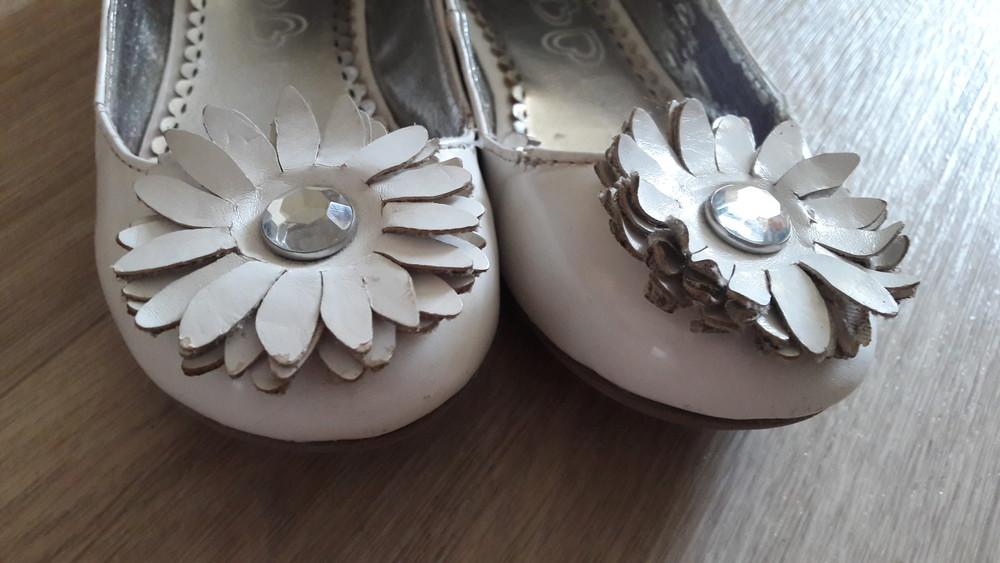 Очень красивые туфли children place, стелька 19.7 см фото №6