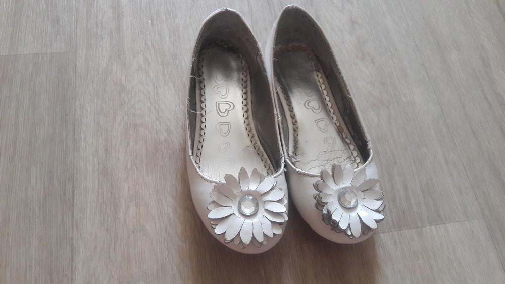 Очень красивые туфли children place, стелька 19.7 см фото №1
