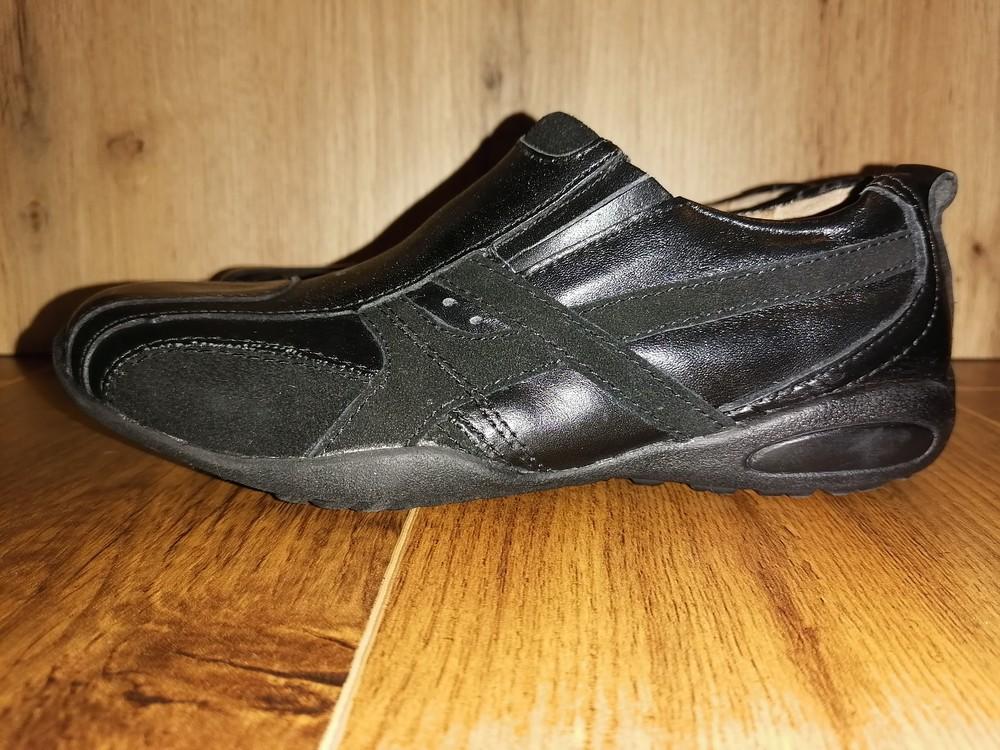 Кожаные туфли для мальчика, 32 размер фото №1