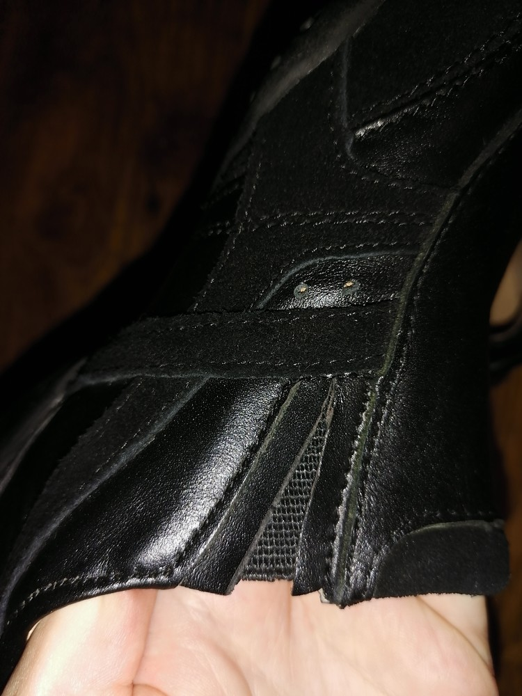 Кожаные туфли для мальчика, 32 размер фото №6