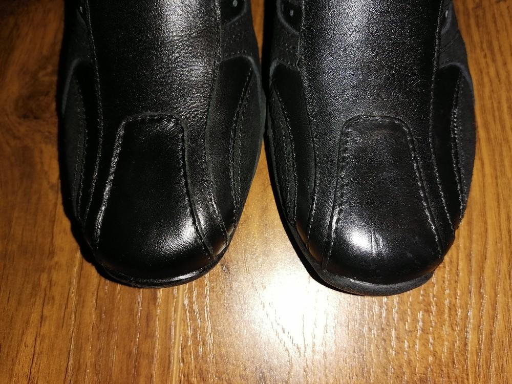 Кожаные туфли для мальчика, 32 размер фото №7
