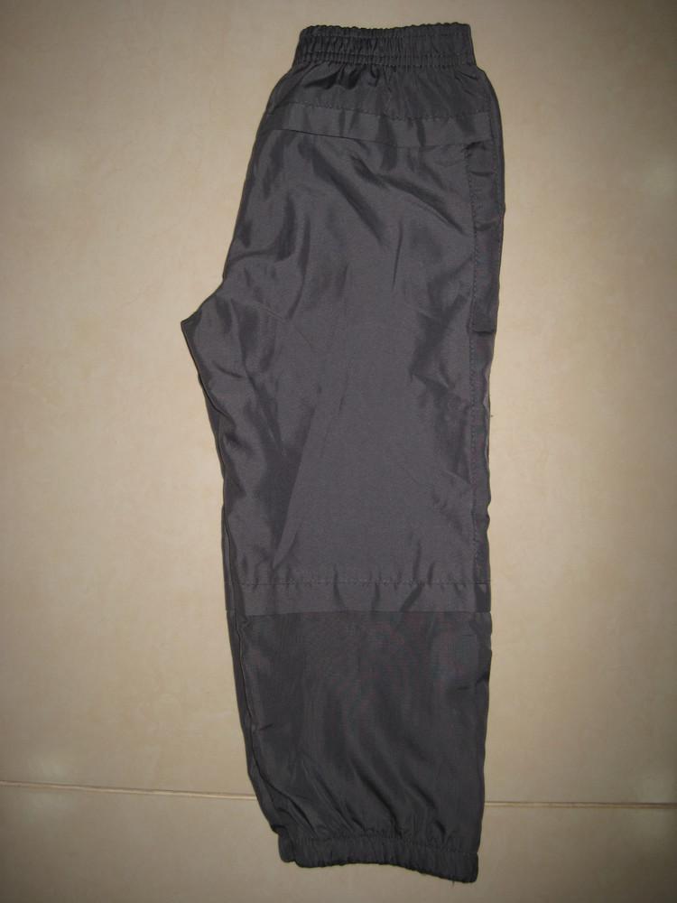 1/391. штаны для мальчика. на 3-4 года, 104 см (см. замеры). rebel. в отличном состоянии! фото №3