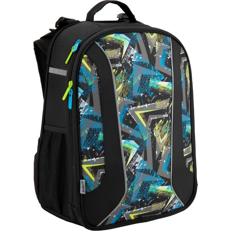 Каркасный школьный рюкзак kite k18-703m-1 для мальчика фото №1