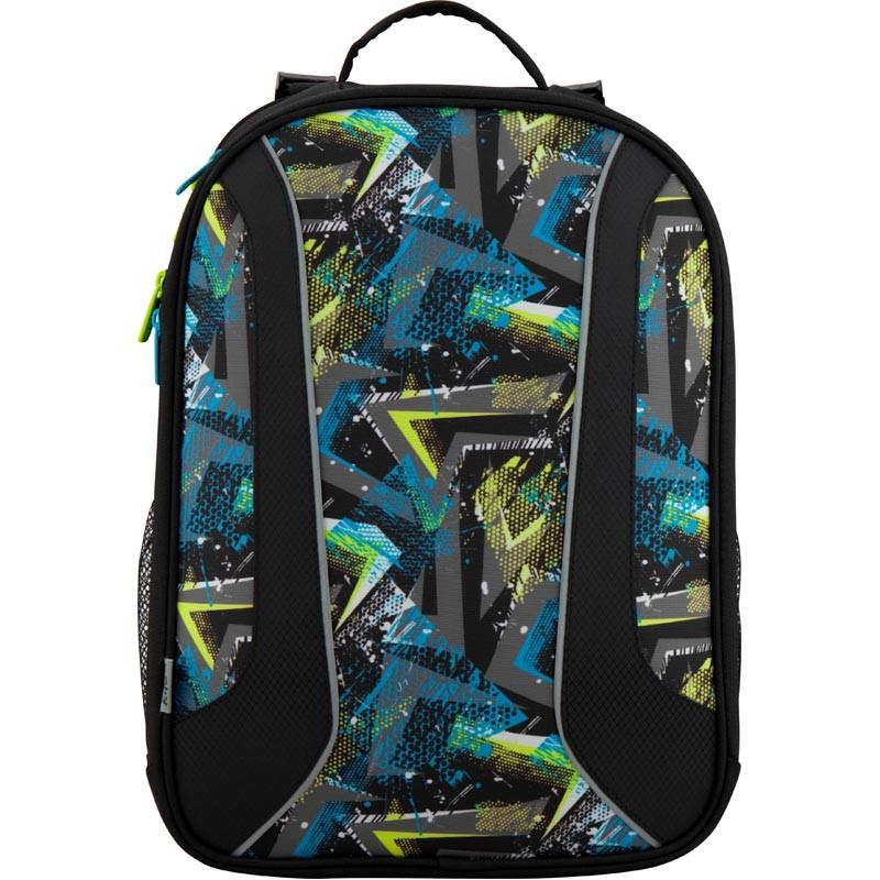 Каркасный школьный рюкзак kite k18-703m-1 для мальчика фото №5