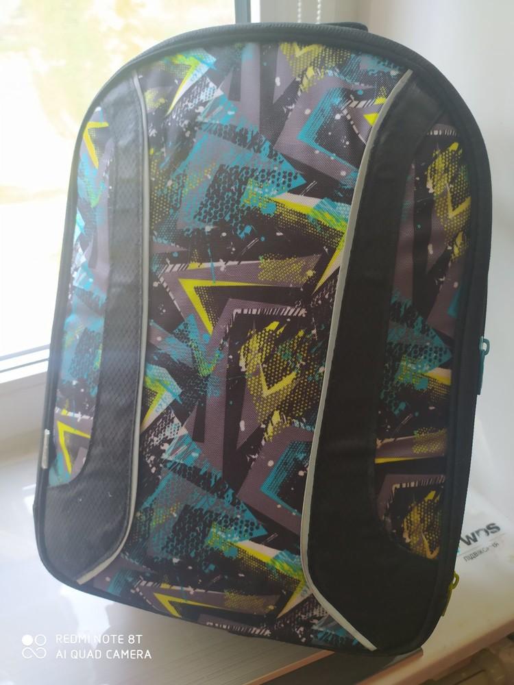 Каркасный школьный рюкзак kite k18-703m-1 для мальчика фото №9