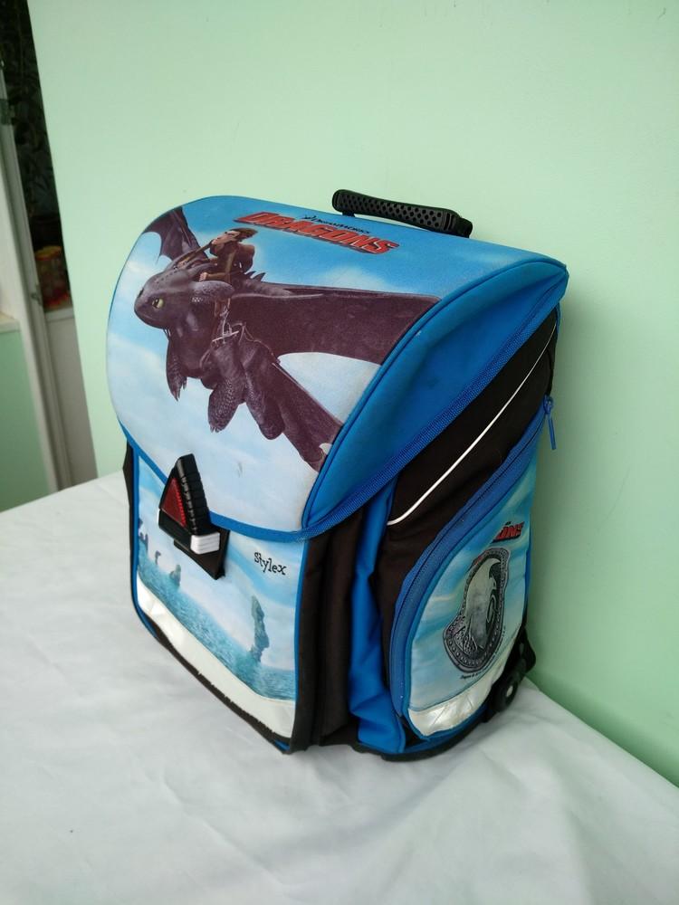 """Рюкзак-ранец ортопедический каркасный """"dreamworks"""" германия, для мальчика начальных классов 1-4кл фото №10"""