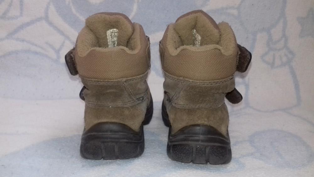 Зимние ботинки reima фото №3