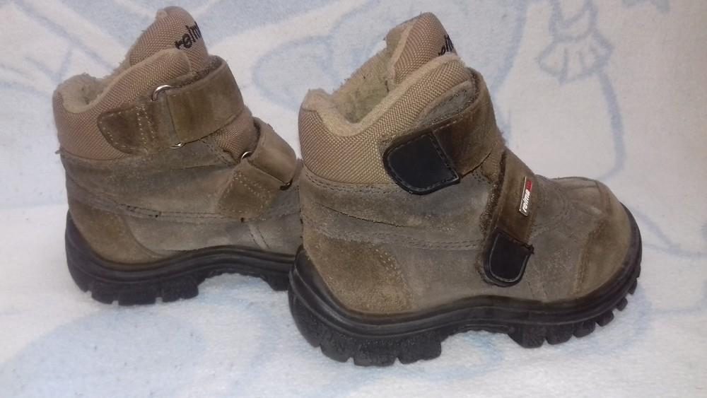 Зимние ботинки reima фото №4