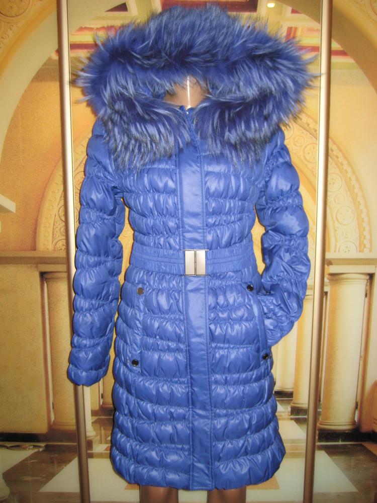 Женская зимняя курточка, пуховик, пальто - s размер фото №1