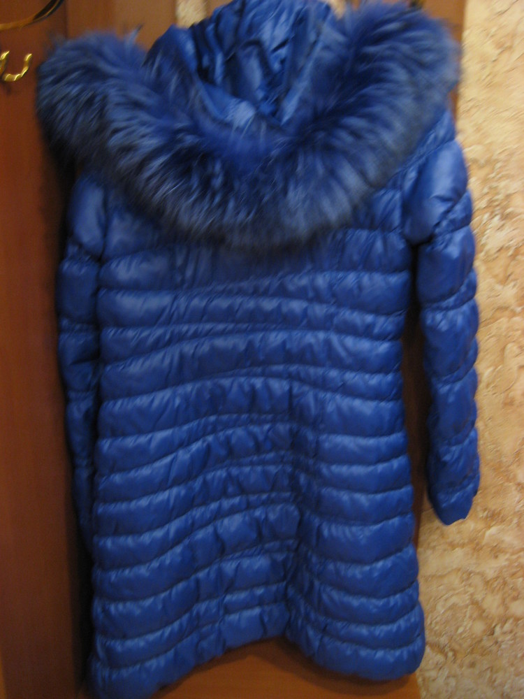 Женская зимняя курточка, пуховик, пальто - s размер фото №4